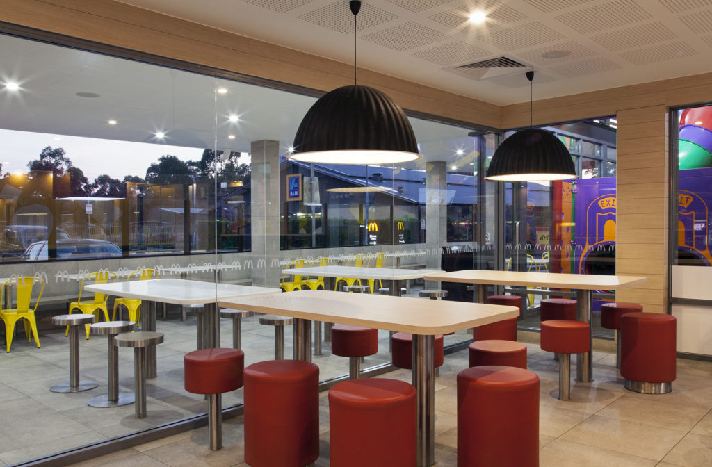 McDonald's Fairfield